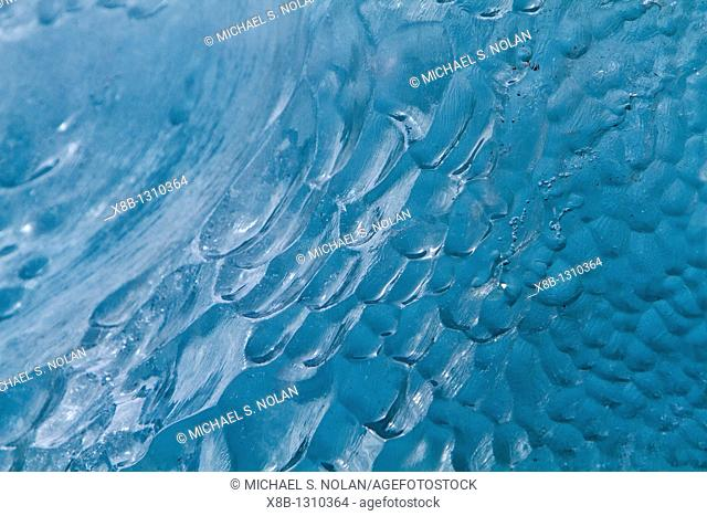 Ice in all of its myriad forms in the Svalbard Archipelago, Norway  MORE INFO Global climate change is affecting the formation and duration of ice in all its...