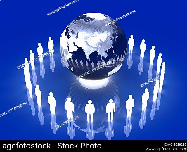 Glowing Global Team - Asia