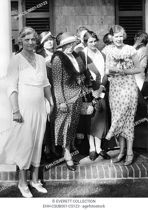 Women Wets bolt to aid Roosevelt. On July 7, 1932 the Executive Committee of the Women's Organization of National Prohibition Reform endorsed Gov