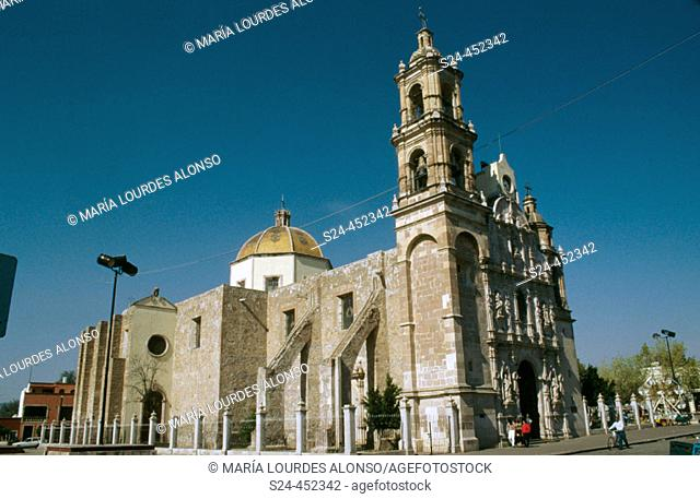 San Marcos church, Aguascalientes, Mexico
