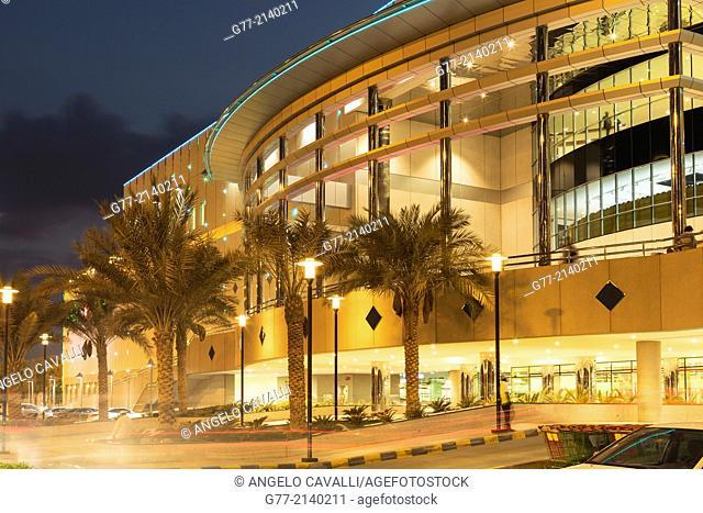 Shopping Mall, Abu Dhabi, United Arab Emirates (UAE)