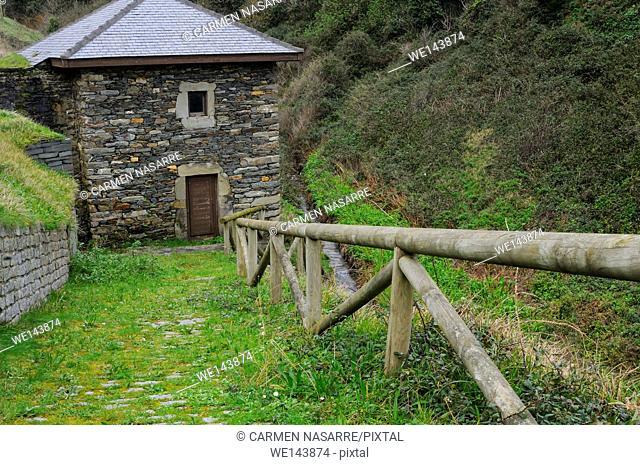 Old watermill, Asturias