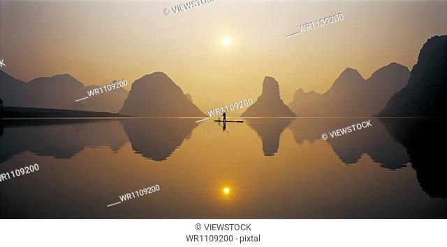 Lijiang,Guilin,Guangxi,China