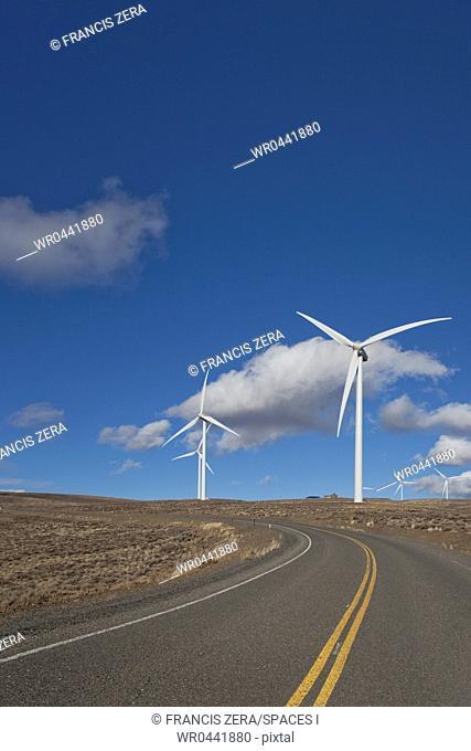 Alternative Energy Wind Turbines