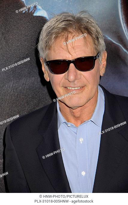 Harrison Ford 07/23/2011, Cowboys And Aliens @San Diego Civic Theatre, San Diego Photo by Izumi Hasegawa/ HollywoodNewsWire.net/ PictureLux