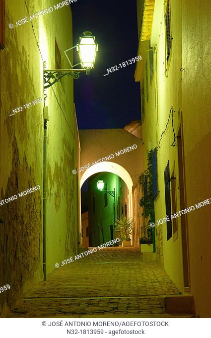 Albufeira, Old Town, Algarve, Portugal, Europe