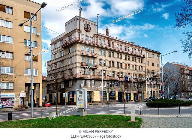 Spa Grossling, Spa former, Bratislava,Slovakia