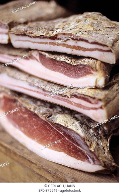 South Tryolean bacon