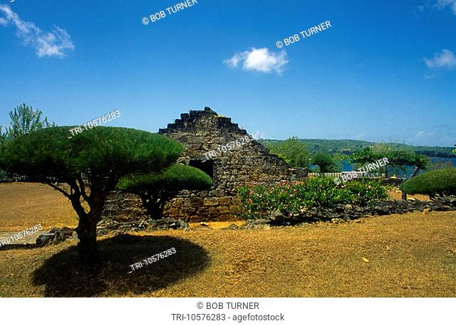 Plymouth Tobago Trinidad Fort St James