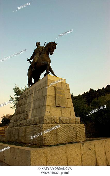 The Herald of Freedom Monument, Vratsa, Bulgaria