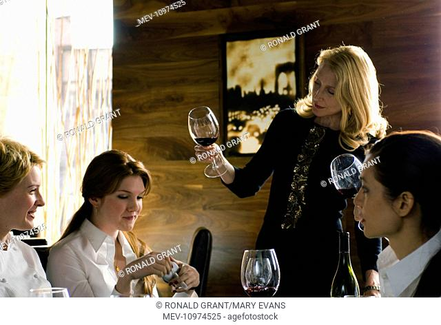 NO RESERVATIONS [US / AUS 2007] [L-R] JENNY WADE, LILY RABE, PATRICIA CLARKSON, [?]