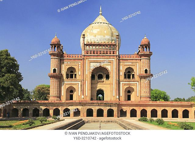 Safdarjung Tomb, New Delhi, India