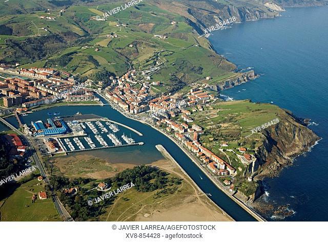 Zumaia, Gipuzkoa, Basque country, Spain