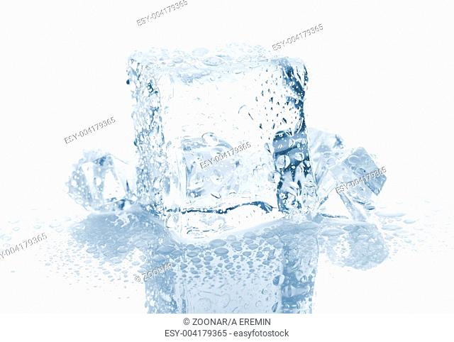 Ice Cube Stock Photos And Images Age Fotostock