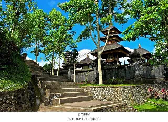 Indonesia, Bali, Besakih temple