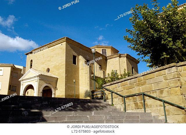 Ejea de los Caballeros. Cinco Villas, Zaragoza province, Aragón, Spain