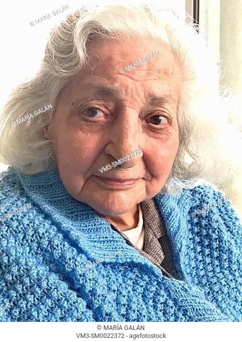 Lovely old lady