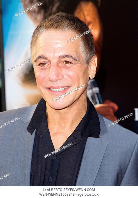 New York premiere of 'Get On Up' held at The Apollo Theater - Arrivals Featuring: Tony Danza Where: New York City, New York