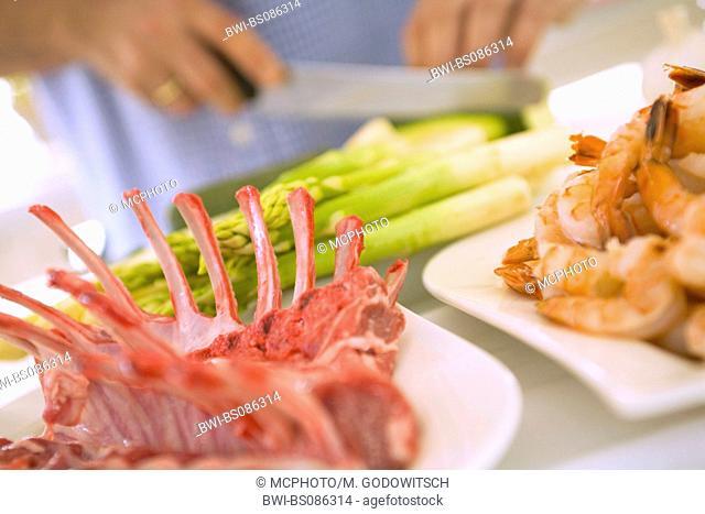 Haute Cuisine - preparations