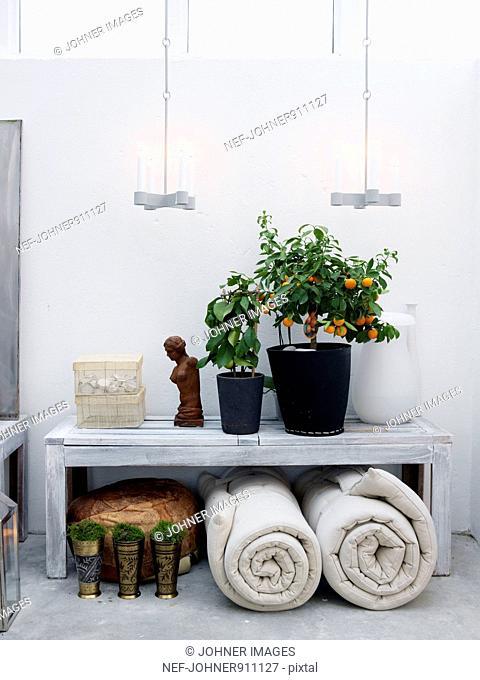 A Scandinavian interior, Sweden