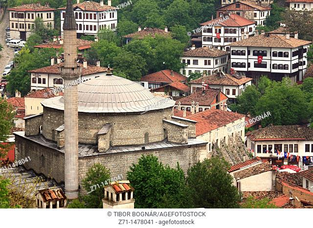 Turkey, Safranbolu, general view, panorama