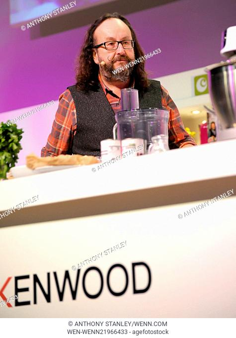 BBC Food Show Winter 2014 Featuring: Hairy Bikers,Dave Myers Where: Birmingham, United Kingdom When: 26 Nov 2014 Credit: Anthony Stanley/WENN.com