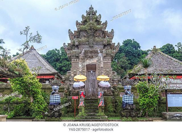 traditional village of Penglipuran, Bangli, Bali, Indonesia, Asia