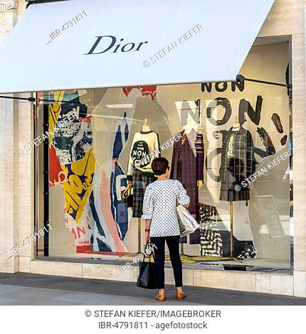 db3b535882bf Dior store outdoors Stock Photos and Images