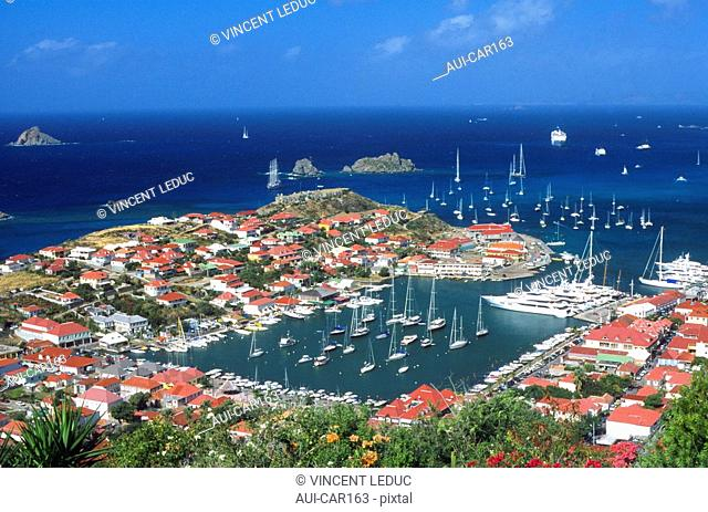 French Caribbean - Caribbean Islands - Saint Barthelemy - Gustavia