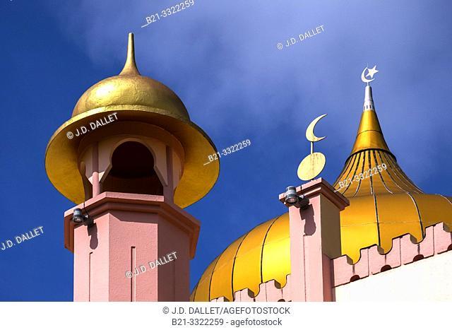 Malaysia, Kuching Sarawak, Masjid Bandaraya Kuching mosque