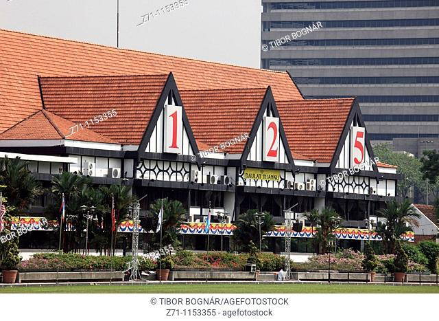 Malaysia, Kuala Lumpur, Selangor Club Building