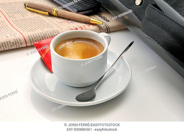 Espresso business environment