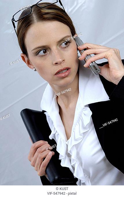 Businessfrau. - 05/09/2007