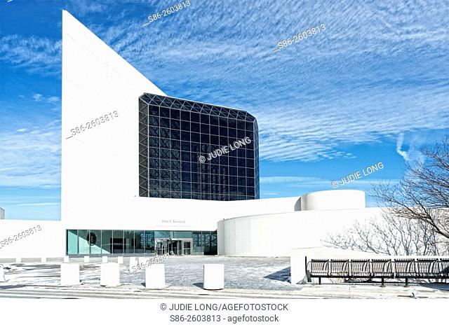 The John F. Kennedy LIbrary and Museum, Boston, MA, USA