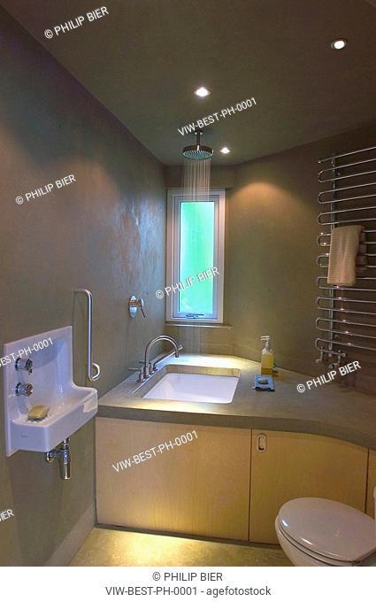 PRIVATE HOUSE, LONDON, UNITED KINGDOM, Architect BERTRAND STILLWELL