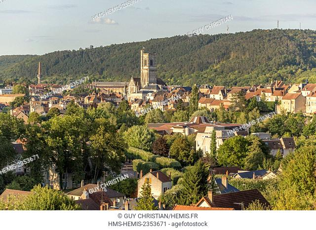 France, Nievre, Clamecy