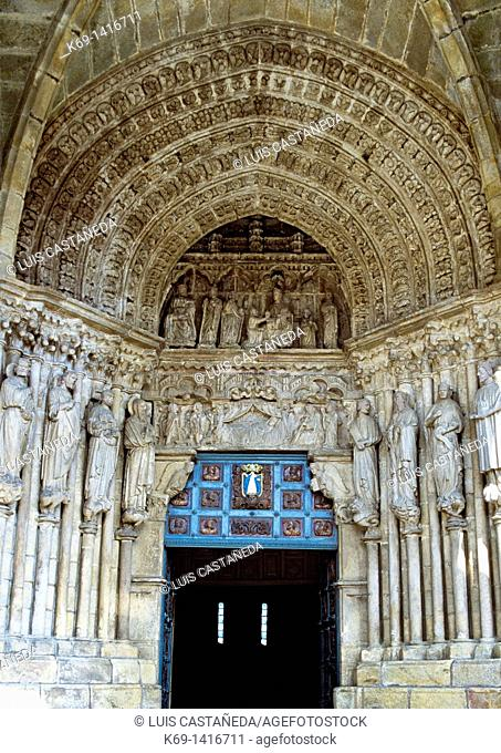 The Cathedral of Sta  Maria11th-13th century preserves Romanesque elements in its main vestibule, and the Gothic period in the western vestibule  It is a...