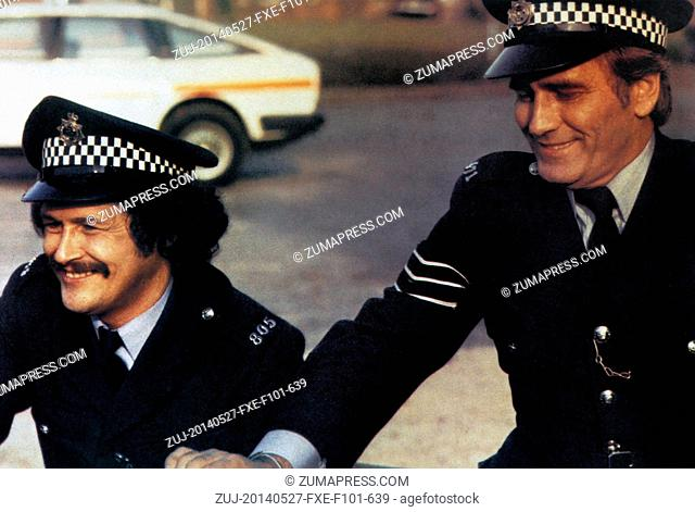 May 27, 2014 - Hollywood, USA - THE BOYS IN BLUE (1982).BOBBY BALL; TOMMY CANNON; VAL GUEST (DIR);.BINB 001. (Credit Image: © Entertainment Pictures/ZUMAPRESS