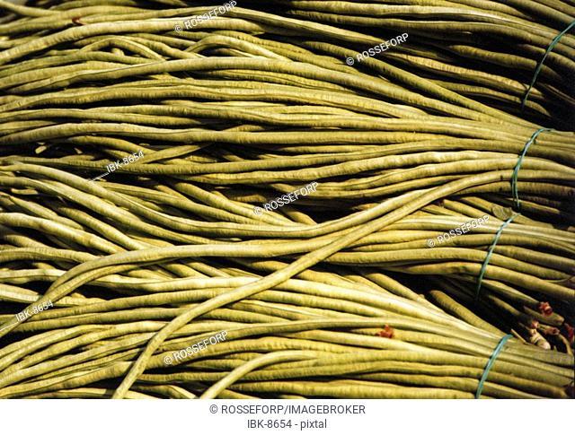 Market green beans