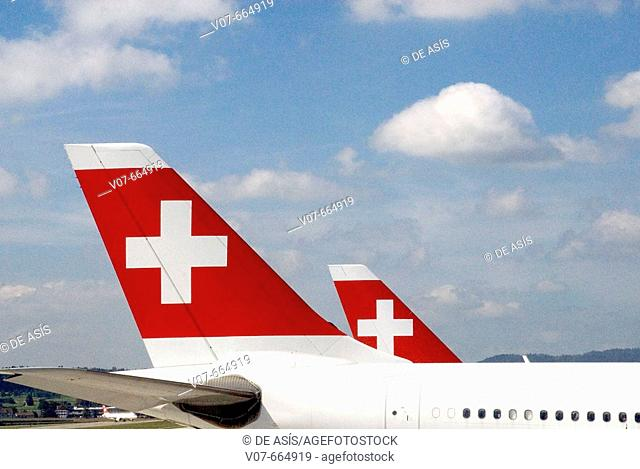 Swiss International Air Lines. New York. USA