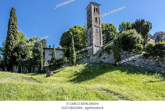Loppia village, Bellagio, Como Lake, Lombardy, Italy, Europe