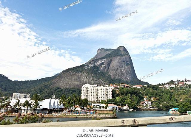 Landscape view, Rio de Janeiro, Brazil