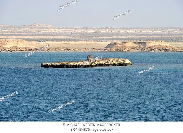 View Of Saudi Arabia Khor Al Udeid Beach El Deid Inland Sea