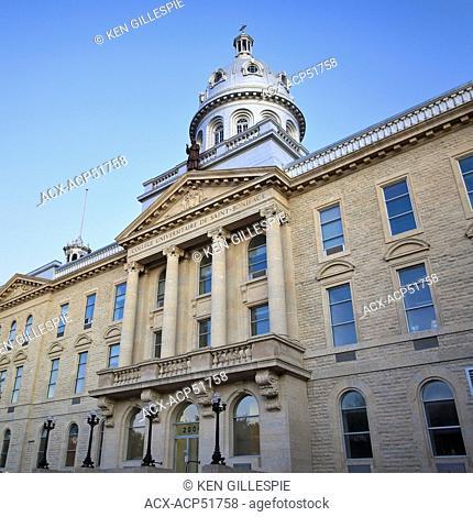 St. Boniface College, Winnipeg, Manitoba, Canada