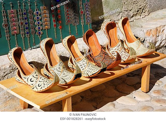 Turkish shoes