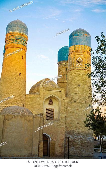 Chor Minor, Bukhara, Uzbekistan