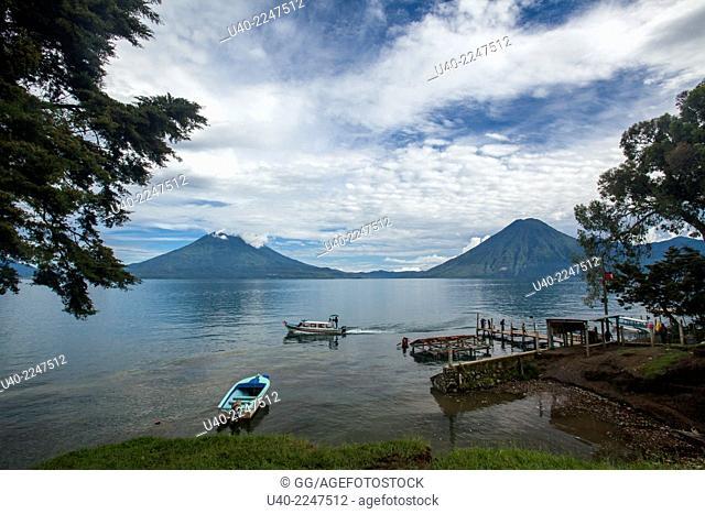 Jaibalito, Lake Atitlan, Guatemala