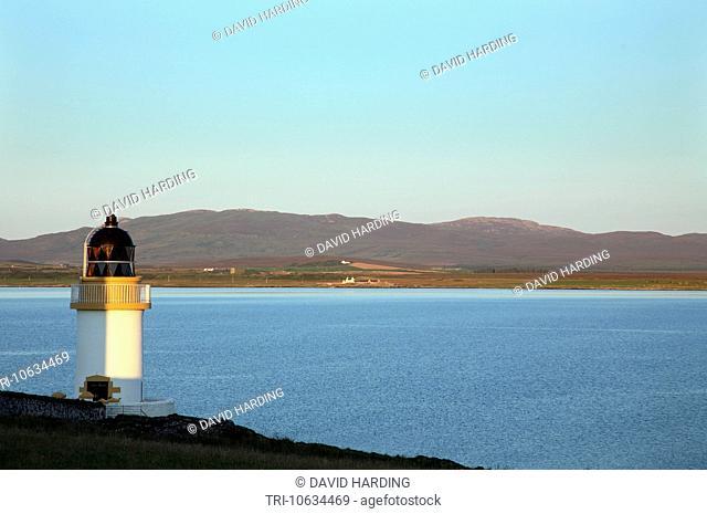 Islay Port Charlotte Lighthouse