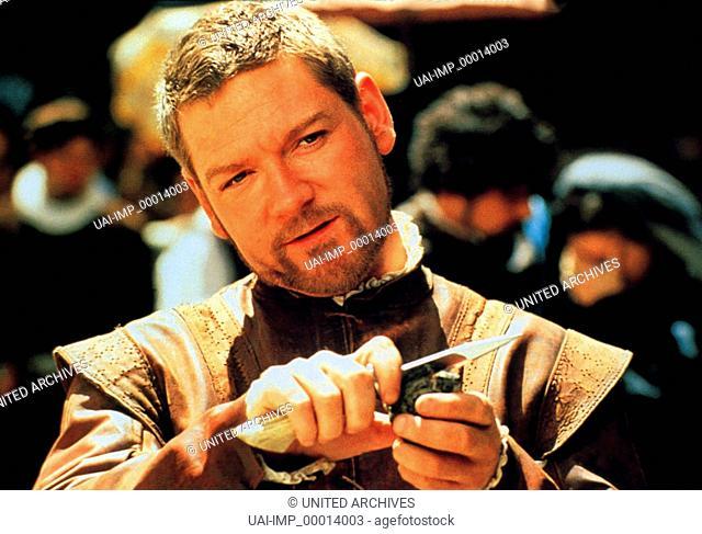 Othello, (OTHELLO) GB 1995, Regie: Oliver Parker, KENNETH BRANAGH, Stichwort: Shakespeare
