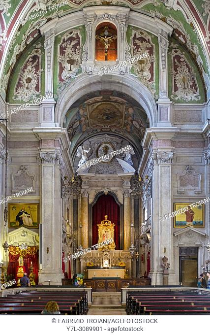 Basilica of Our Lady of the Martyrs, Lisbon